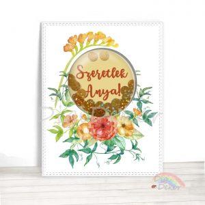 képeslap anyák napjára