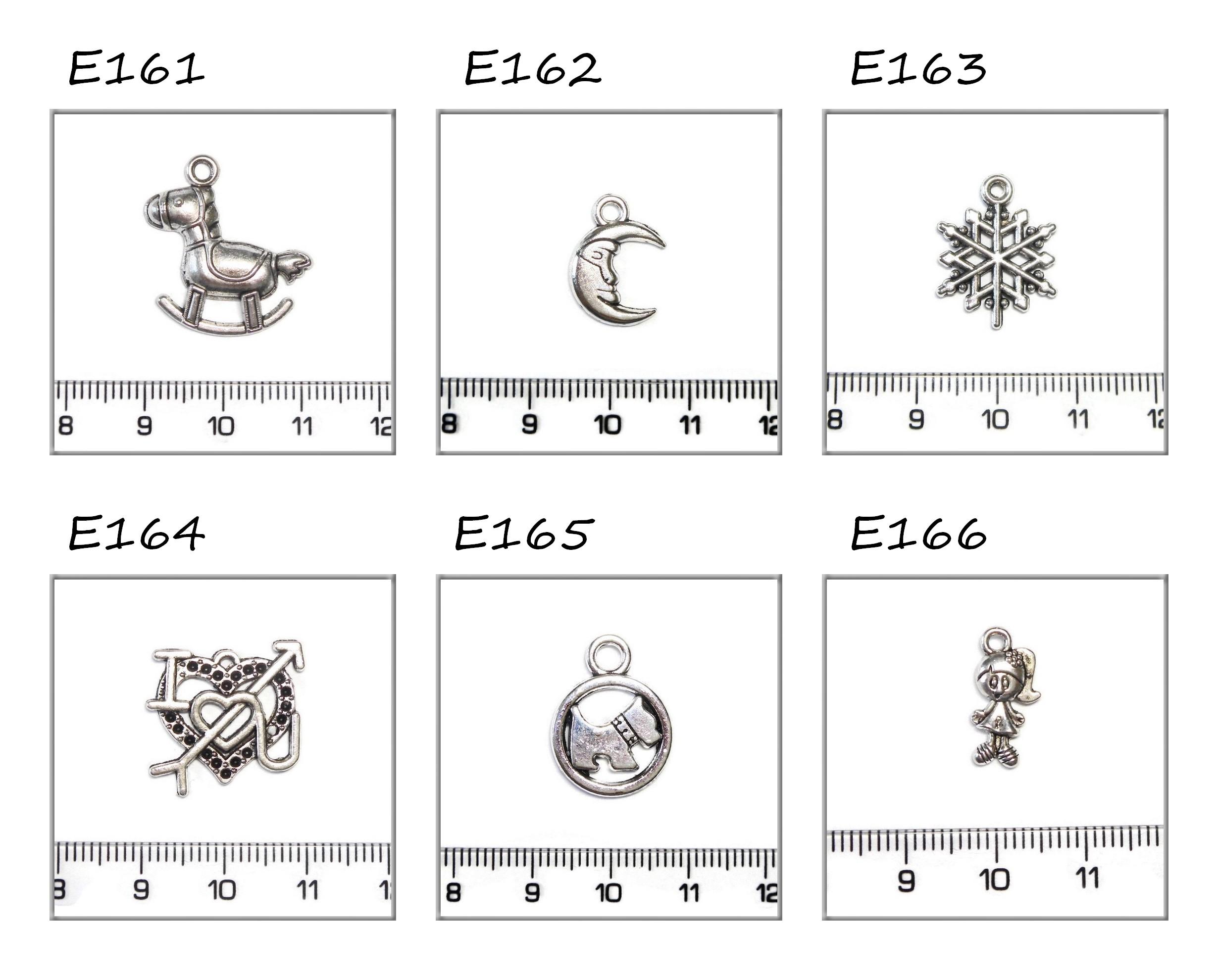 ezüst függődíszek 11
